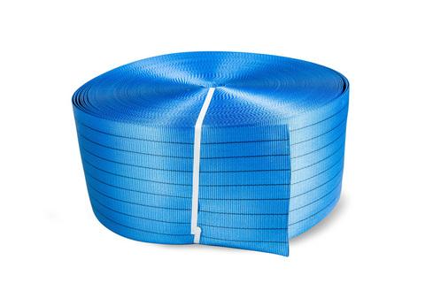 Лента текстильная TOR 6:1 200 мм 28000 кг (синий), 100м