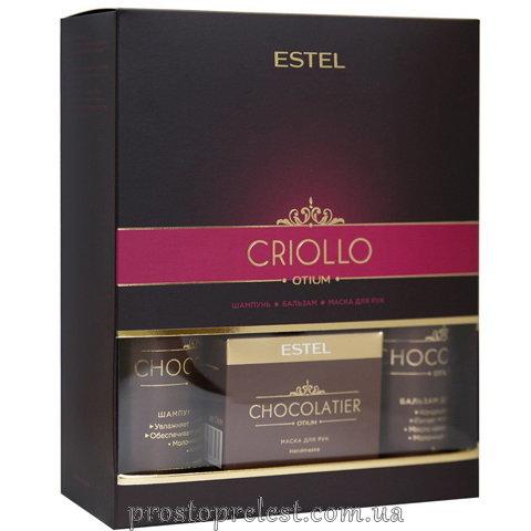 Estel Otium Chocolatier Criollo - Набор