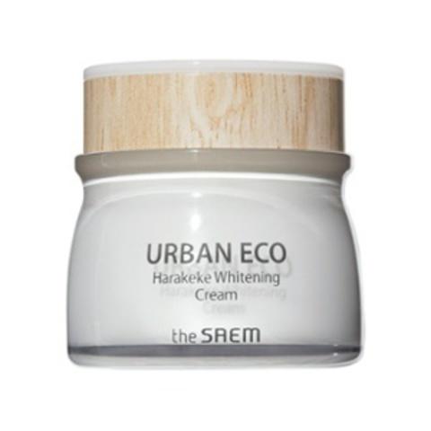 the Saem Urban Eco Harakeke Whitening Cream