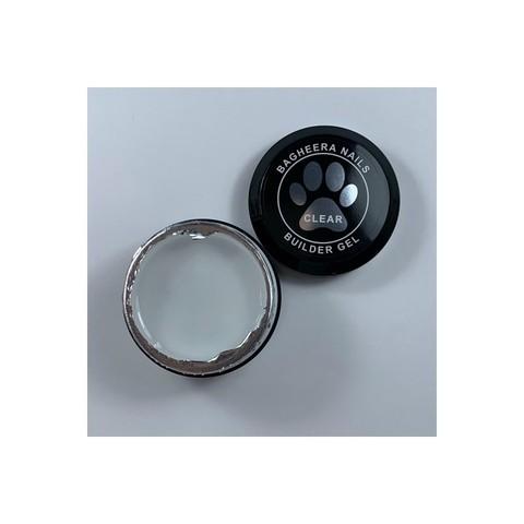 Bagheera Nails Гель для моделирования прозрачный BBG-00 (15 г)