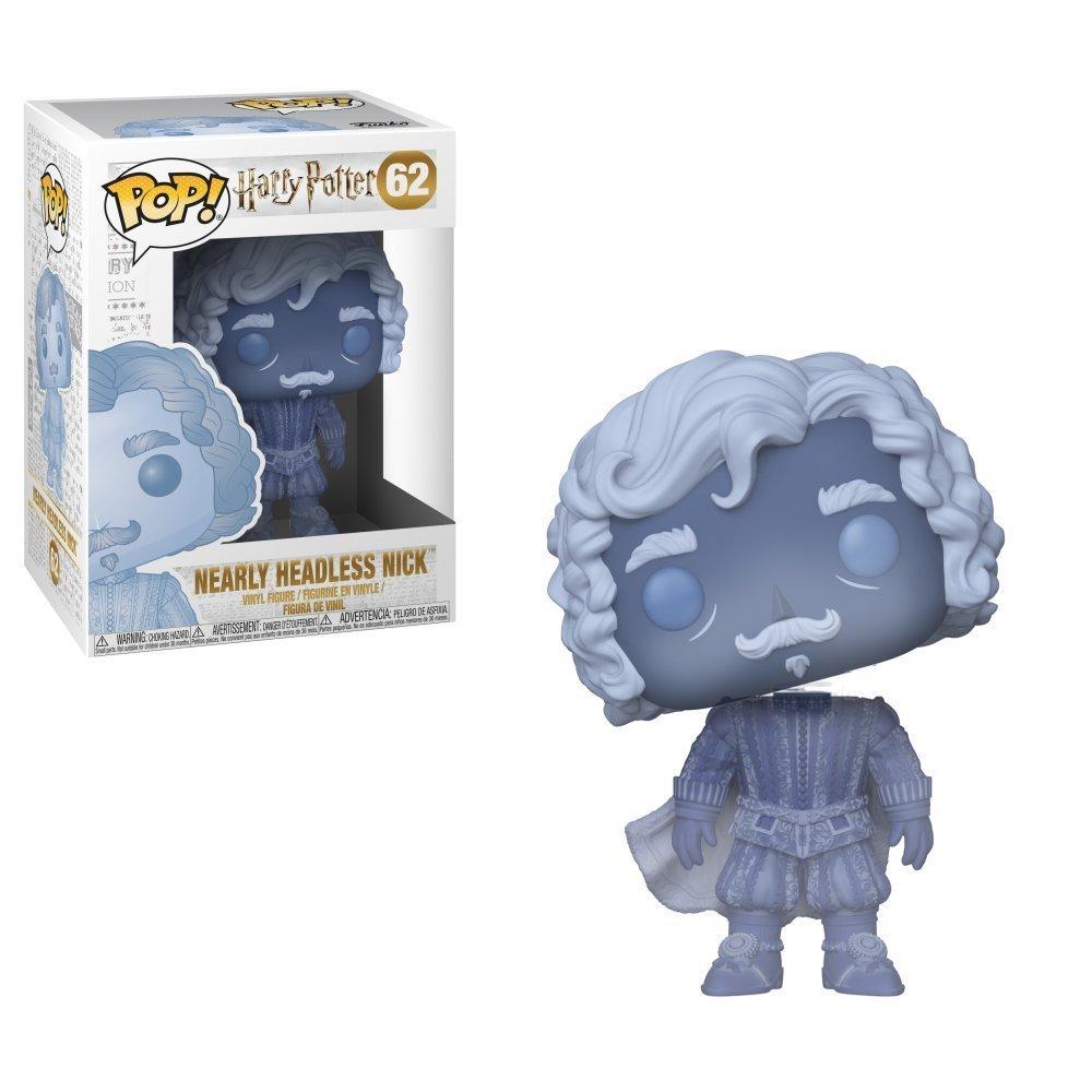 Фигурка Funko POP! Vinyl: Harry Potter S5: Headless Nick (blue translucent)  30034