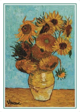 Açıqca\Открытки\Giftcard Van Gogh 9