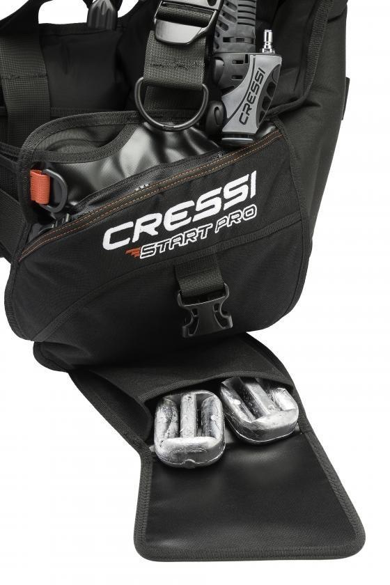 BCDs Cressi Start Pro 2.0