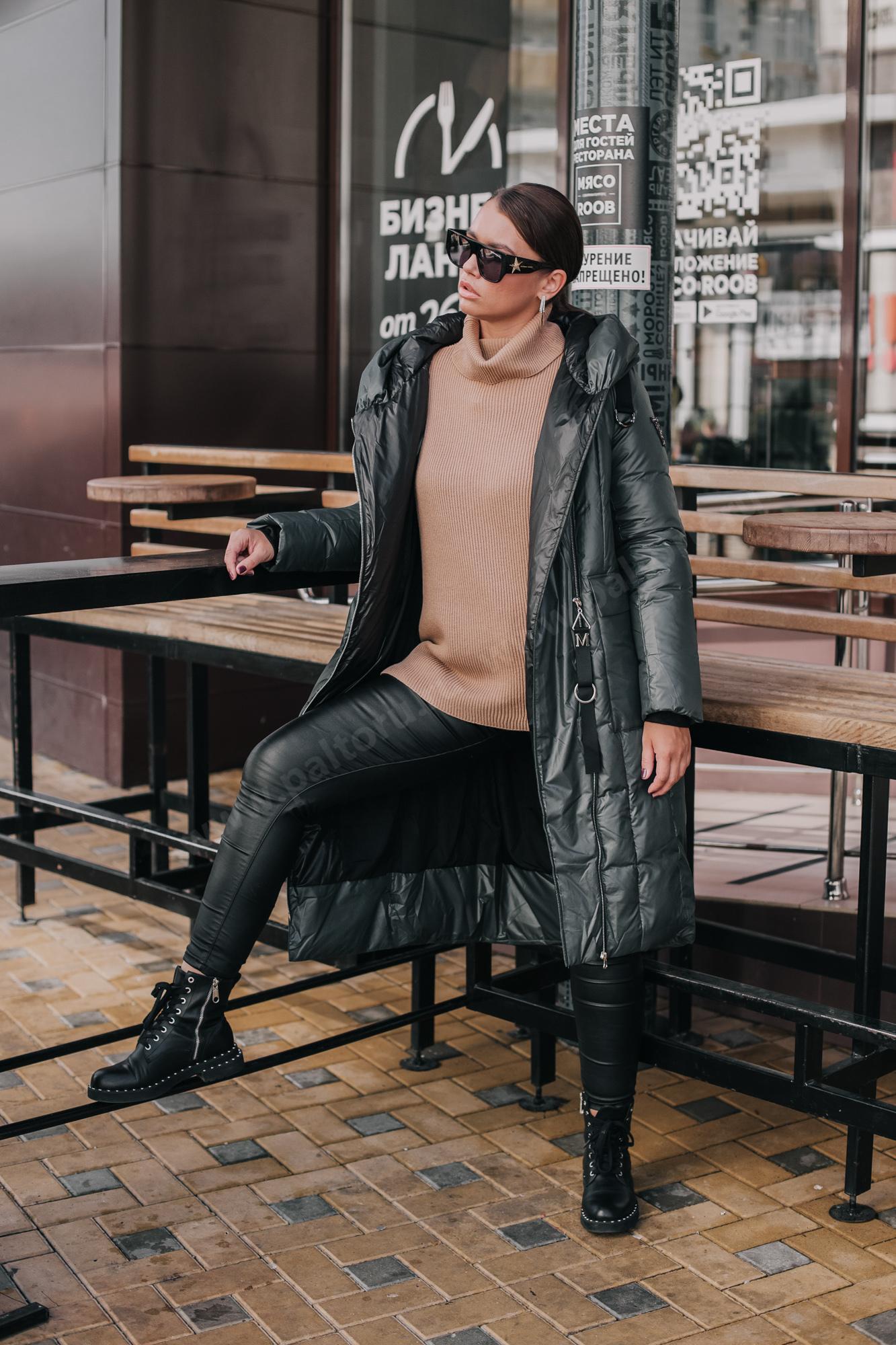 Куртка пуховик женский