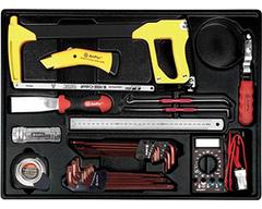 Набор инструмента в ложементе AmPro (28 предметов) T46055