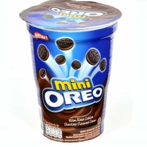 Печенье Oreo Mini (шоколадный крем)