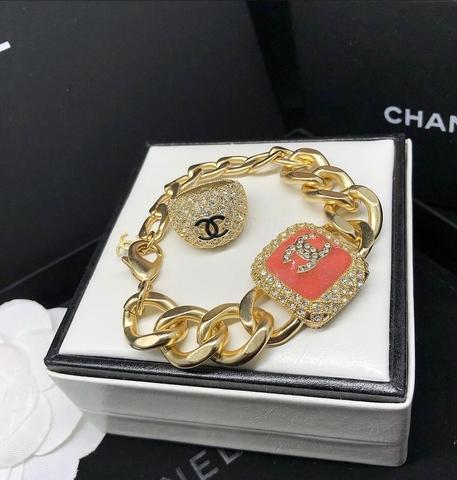Браслет и кольцо Chanel