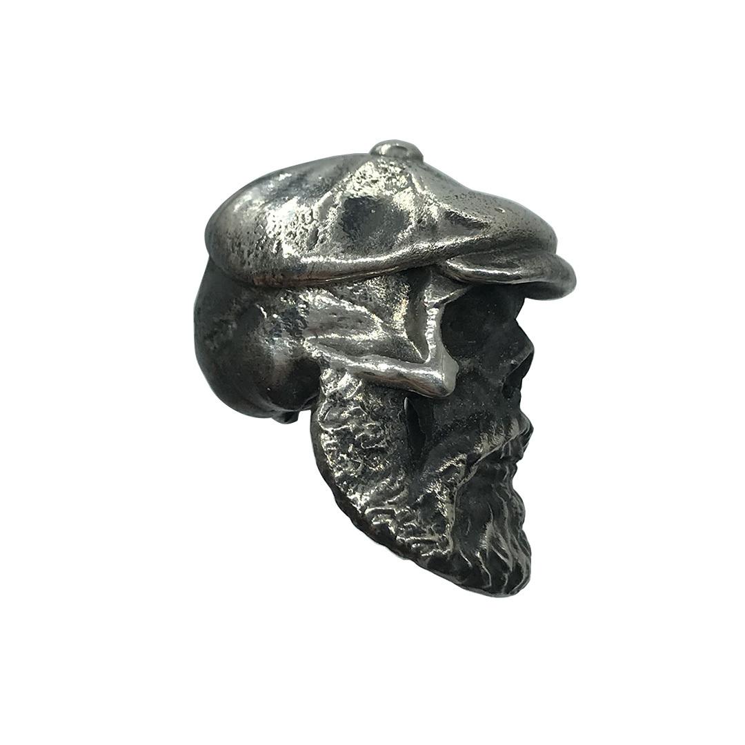 Бусина Мародёр (нейзильбер)