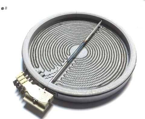 Конфорка трехзонная 2300/1600/800W для плит Горенье (Gorenje) 225848