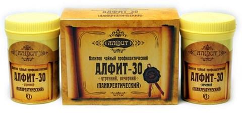 Чай Алфит № 30 панкреатический 60 бр. (Гален)