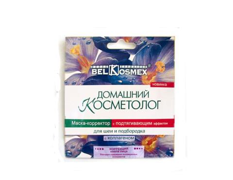 BelKosmex  ДОМАШНИЙ КОСМЕТОЛОГ Маска коррекция с подтягивающим эффектом 13г