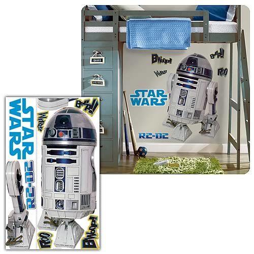 Star Wars R2-D2 Peel & Stick Wall Decal