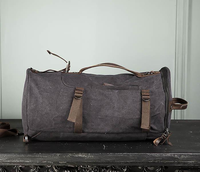 BAG309-1 Удобная сумка рюкзак с ремнем на плечо фото 05