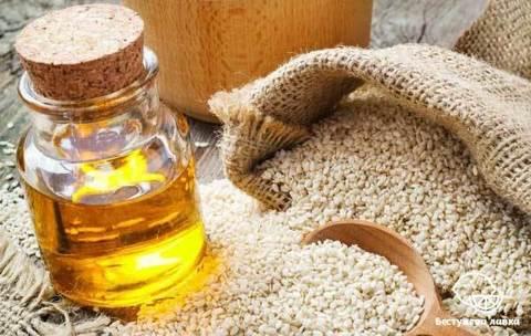 Фреш масло из семени белого кунжута