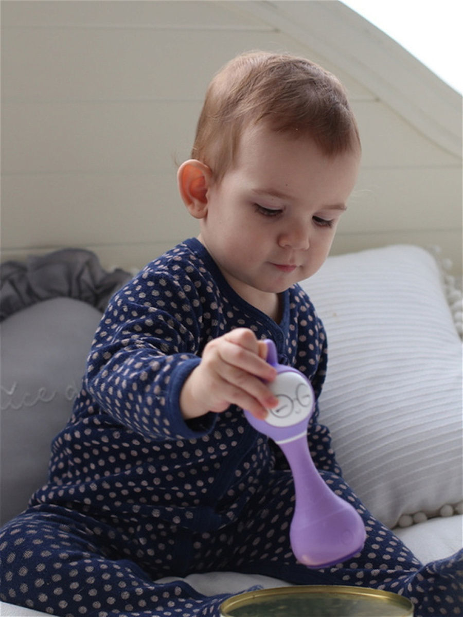 Зайка ALILO R1 фиолетовая