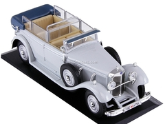 Mercedes Typ 770 Cabriolet F 1930 grey WhiteBox 1:43