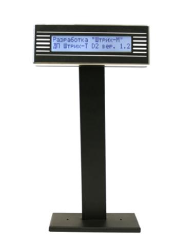 Дисплей покупателя  Штрих-Т D2 USB-MW