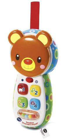 Vtech. Телефон Отвечай и играй