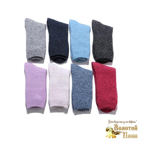 Носки шерсть женские (37-41) 191206-RZ2265