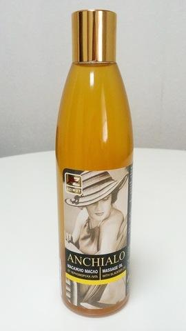 Массажное масло с черноморской лугой