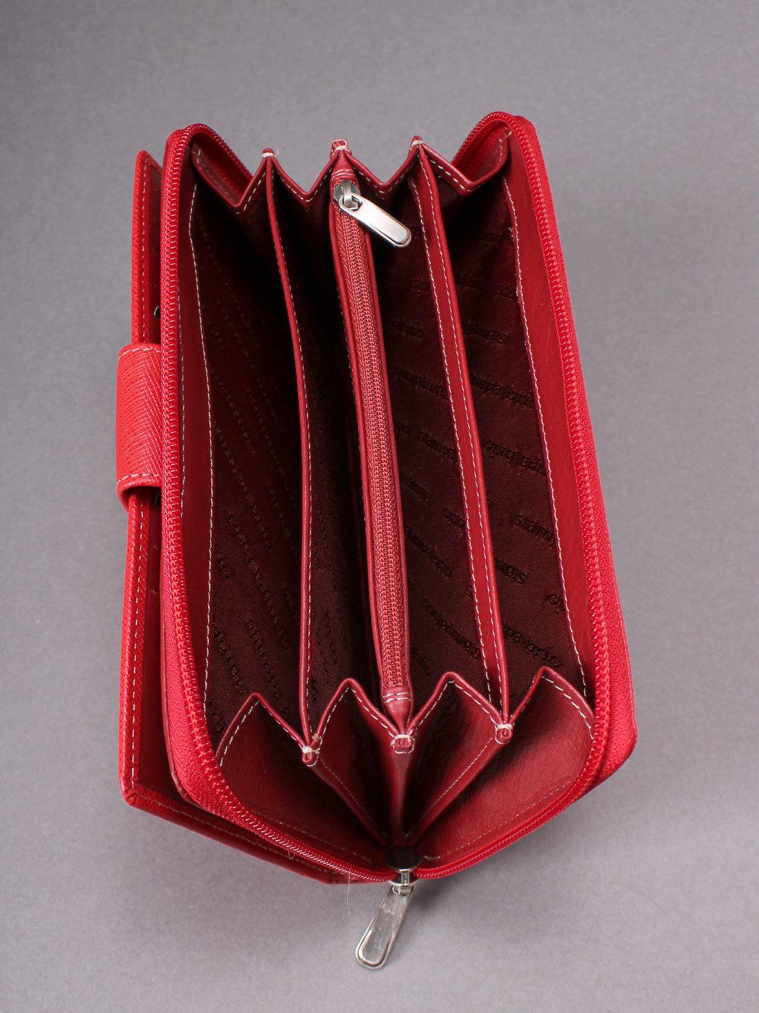 936 R - Портмоне-клатч с RFID защитой