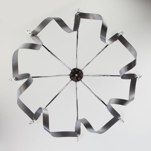 Подвесная люстра в классическом стиле 60064/8 хром
