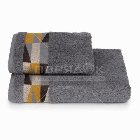 Полотенце махровое 50х90  ПЦ-2601-4477-2 цв.17-3914