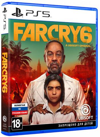 Far Cry 6 (PS5, русская версия)