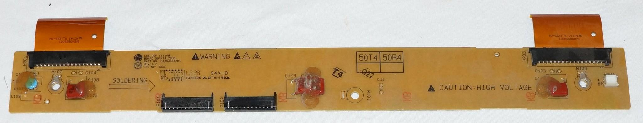 EAX64404201 BOARD 50R4T4_ZSUB