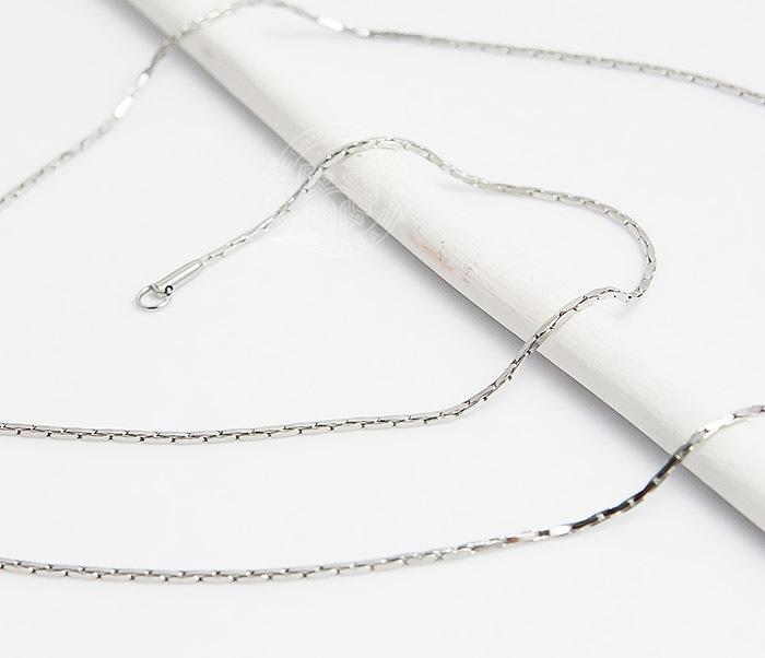 SSNH-0188Оригинальная мужская цепочка «Spikes» из ювелирной стали (55 см)