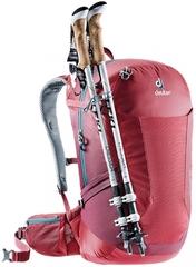 Deuter Futura 28 Cranberry-Maron - рюкзак туристический - 2
