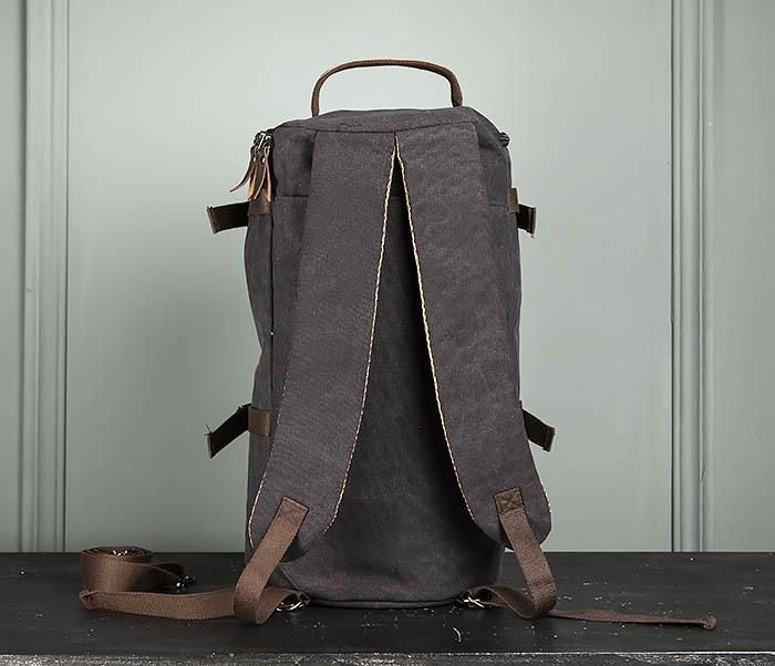 BAG309-1 Удобная сумка рюкзак с ремнем на плечо фото 07