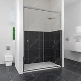 Душевая дверь RGW CL-12 140х185 04091214-11 прозрачное