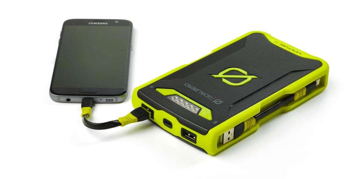 Зарядное устройство Goal Zero Venture 70 Solar Recharger (micro-USB/micro-USB)