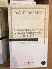 Siyasal İktisadın ve Vergilendirmenin İlkeleri - Hasan Ali Yücel Klasikleri