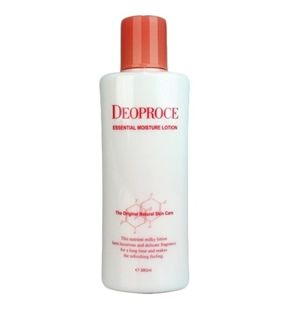 Омолаживающий лосьон для лица Deoproce Essential Moisture Lotion