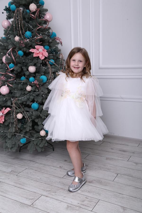 Платье для девочки Nimble, 91316