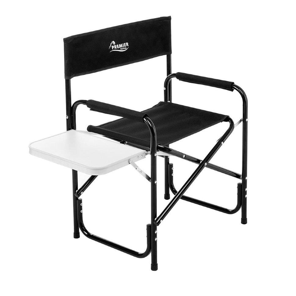 Кресло складное со столиком Premier Fishing T-PR-DC-95100T-BR