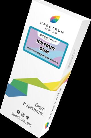 Табак Spectrum Classic Line Ice Fruit Gum (Ледяная Фруктовая Жвачка) 100г
