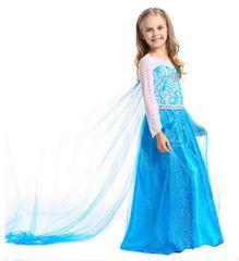 Платье настоящей принцессы Эльзы