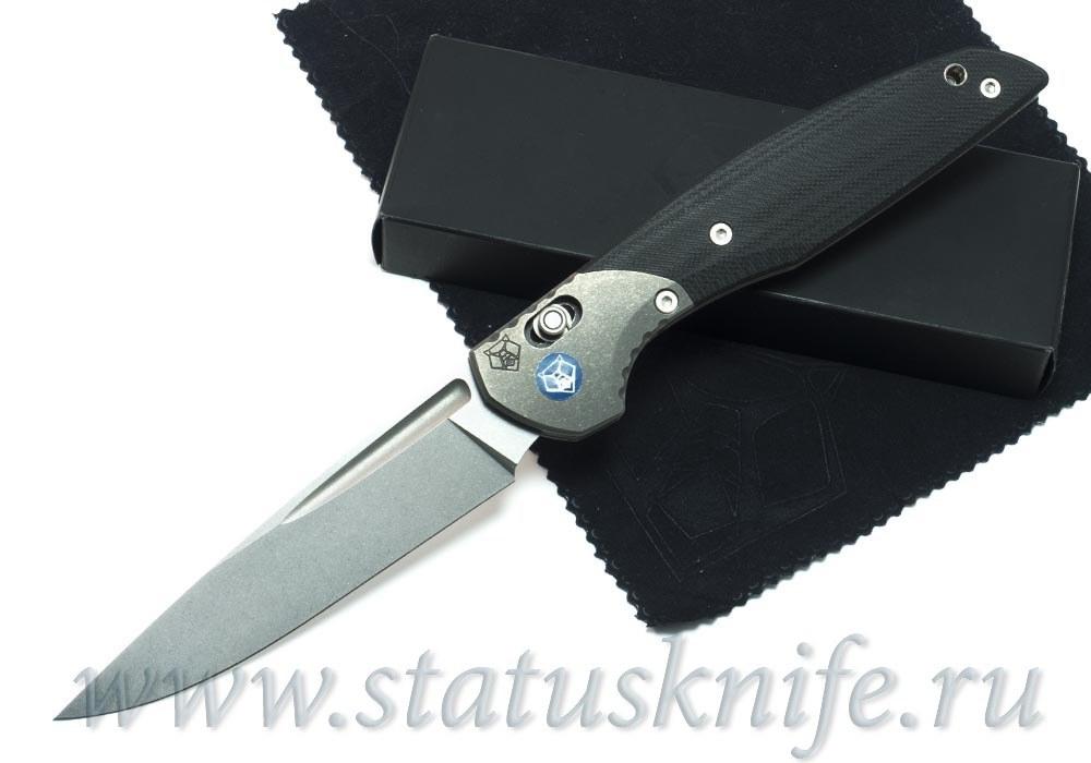 Нож Широгоров 110b Cronidur 30 EVO больстер титан