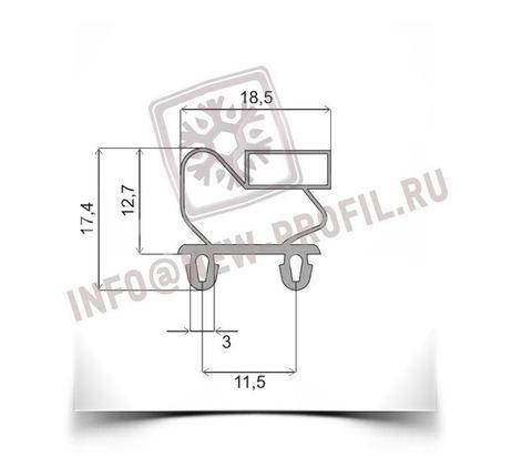 Уплотнитель для холодильного шкафа Polair ШХ-0,7 ДС (DM107-S) 1545*655 мм(011)