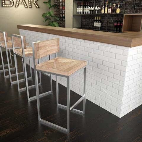 Bar stool PATIO