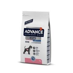 Корм для собак малых пород, Advance Dog Atopic Mini Trout, при дерматозах и аллергии
