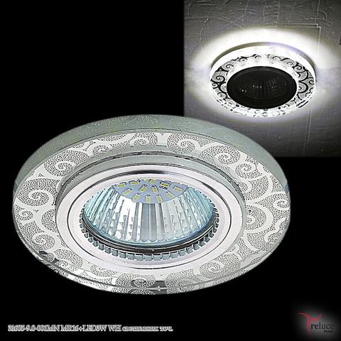 31605-9.0-001MN MR16+LED3W WH светильник точ.