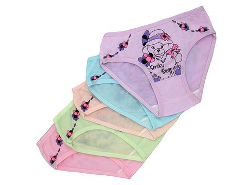 W2001 трусы для девочек, цветные