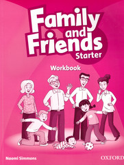 Family and Friends Starter: Workbook
