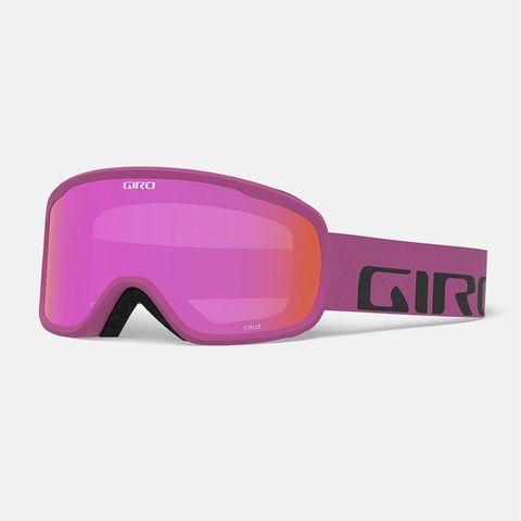 Маска GIRO CRUZ Berry Wordmark/ Amber Pink 41
