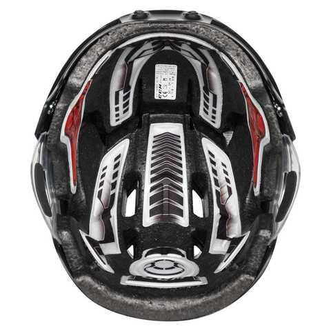 Шлем игрока CCM FITLITE 60 L красный