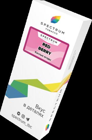 Табак Spectrum Classic Line Red Berry (Редберри) 100г